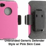 iPhone 4 case Otterbox defender style