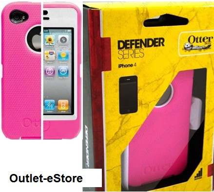 iPhone 4s Otterbox Defender Case