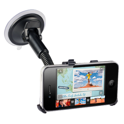 iPhone 4 and 4s Car Windscreen Mount Kit